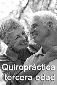 La quiropráctica ayuda a la tercera edad