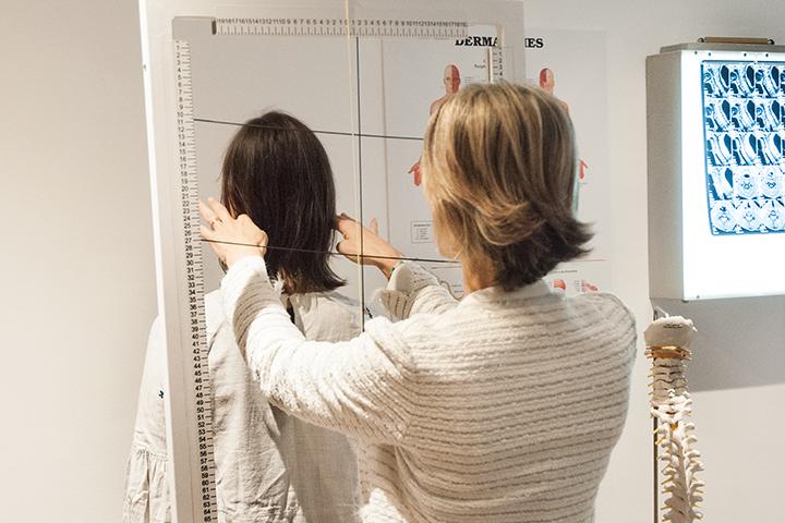 Evaluacion quiropractica