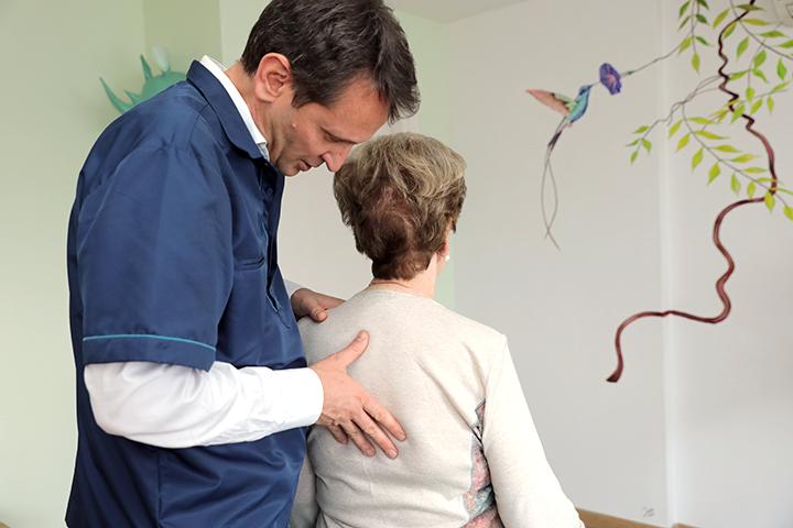 Ajuste quiropractico tercera edad